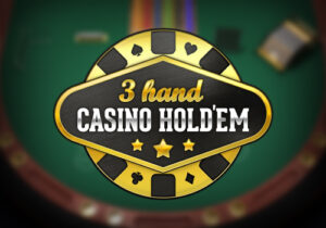 3-Hand Casino Hold'em+通博+老虎機+PNG+playngo
