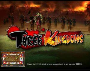 ifun gamesoft+ Three Kingdom Slot--通博