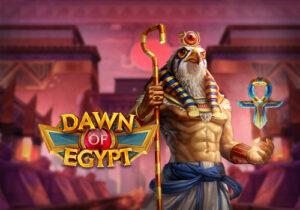 Dawn of Egypt+通博+老虎機+PNG+playngo