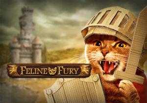 Feline Fury+通博+老虎機+PNG+playngo