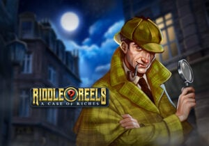 Riddle Reels: A Case of Riches+通博+PNG