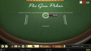 通博-BS-pai-gow-poker