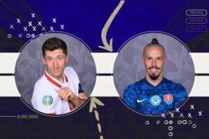 歐洲盃 - 波蘭 VS 斯洛伐克