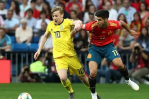 通博娛樂城-Euro-2020-西班牙 VS 瑞典