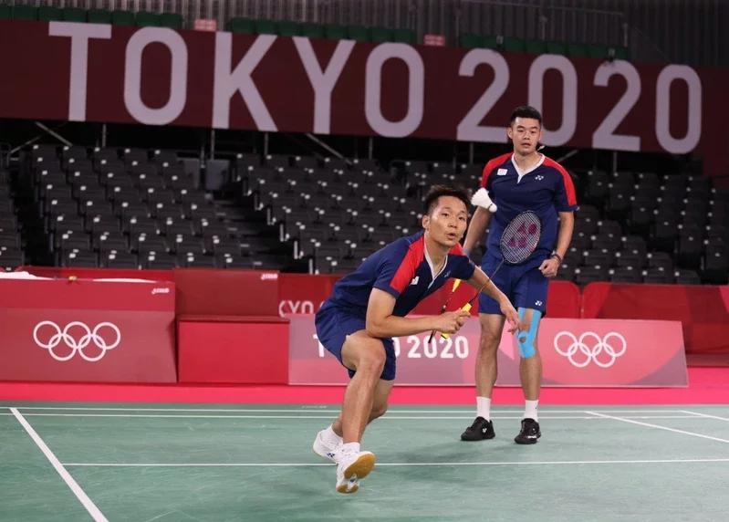 奧運羽球4強的台灣羽將