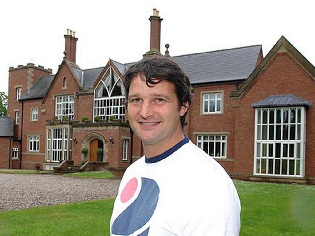 英國男子卡爾將獎金投資房地產而成為「樂透包租公」