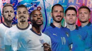 2021年歐洲最受對手的運動賽事
