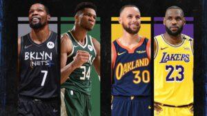 NBA新賽季10月20日開打