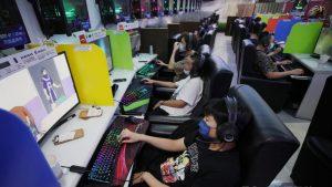 假投資博弈詐欺網站藏身高級商辦大樓流動資金約750億