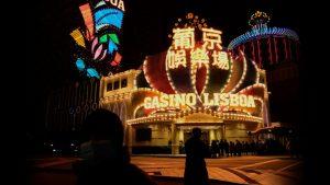 颱風警報,澳門第三度取消對賭場規定收緊提案公眾諮詢會議